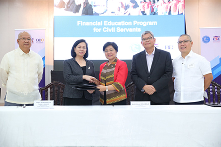 Financial education to be part of government workers' training – CSC